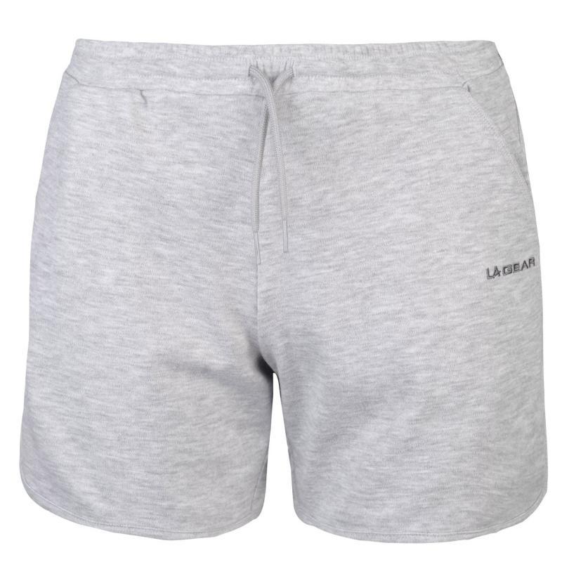 LA Gear Sport Shorts Ladies Grey Marl