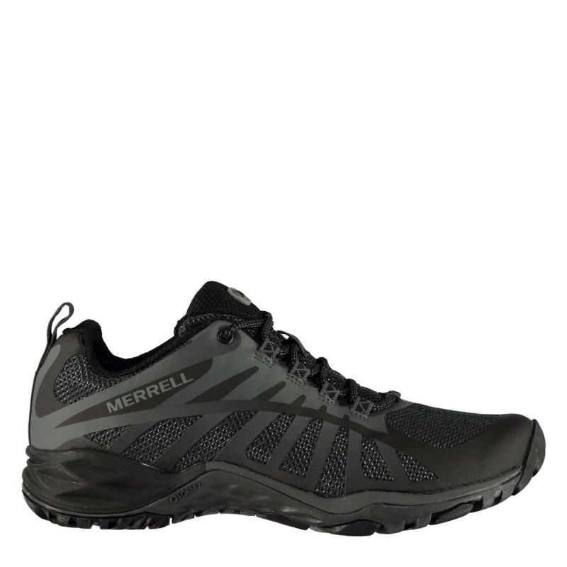 Merrell Siren Edge Q2 Ladies Walking Shoes Black