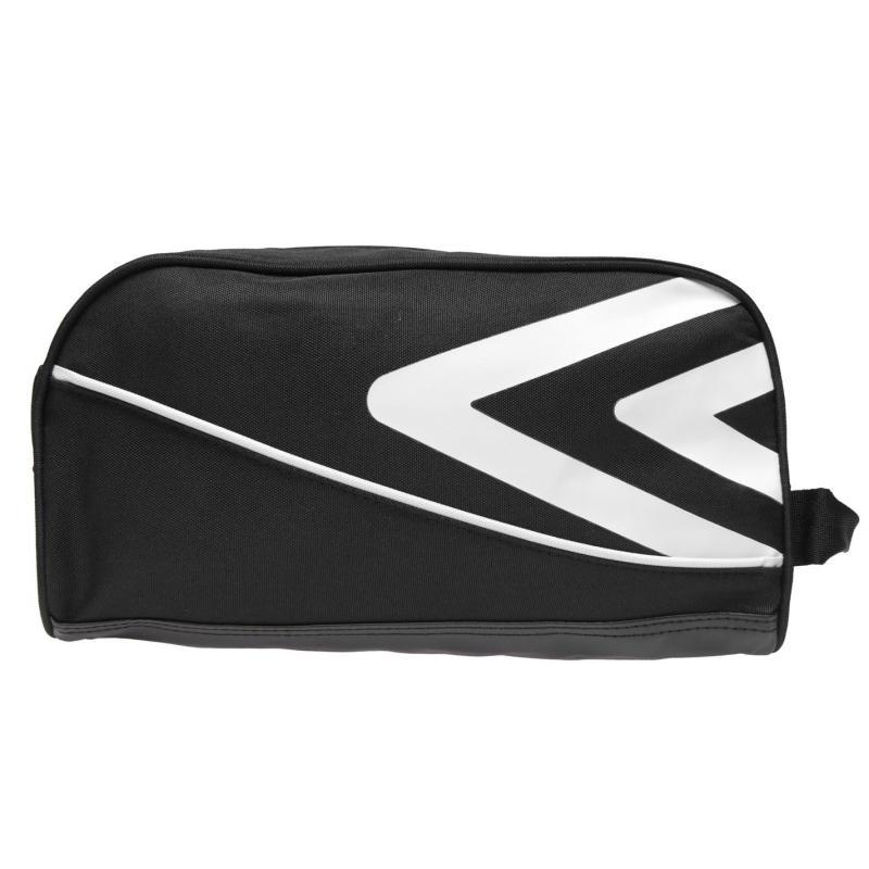 Umbro Pro Trainin Boot Bag Black/White