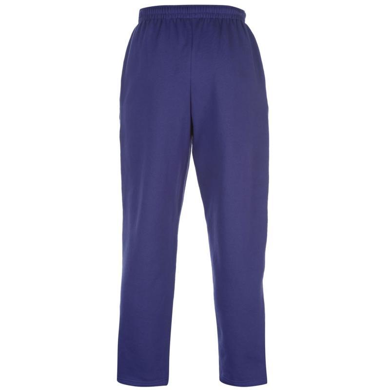 Tepláky Lonsdale Open Hem Fleece Pants Mens Navy