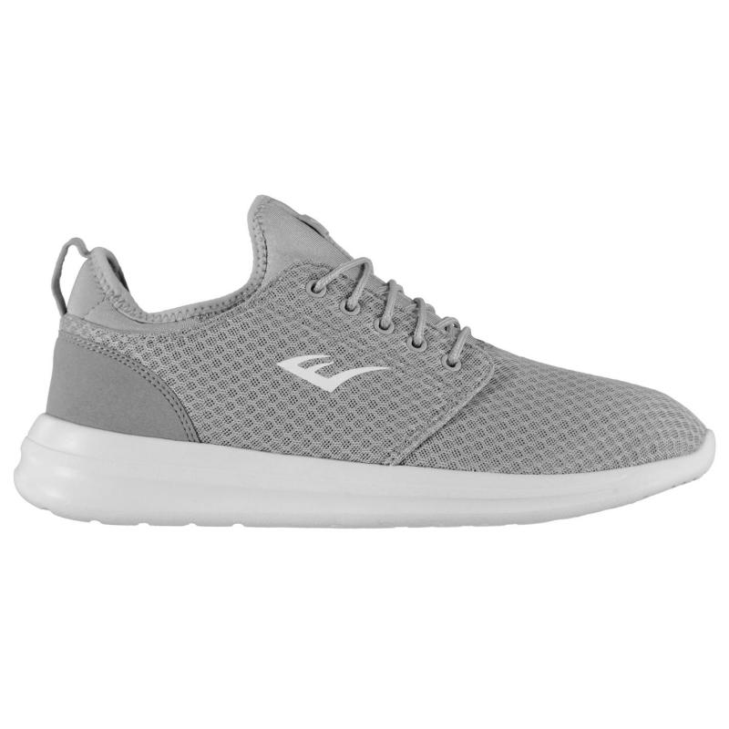 Everlast Sensei Run Mens Trainers Lt Grey