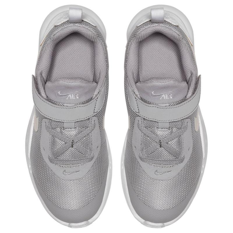Boty Nike Air Max Oketo Little Kids' Shoe Grey/White