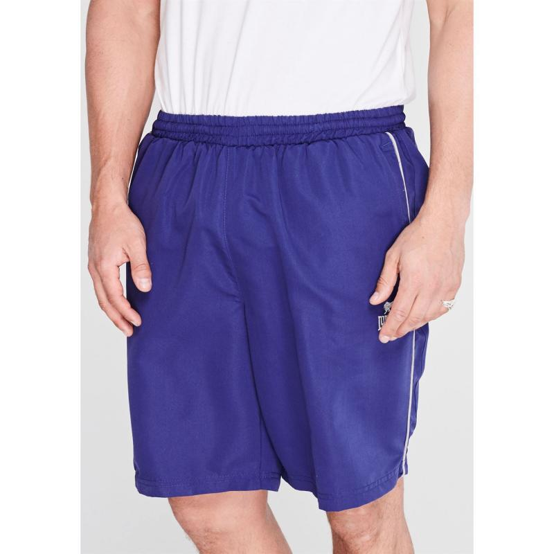 Lonsdale Pocketed Woven Shorts Mens Navy