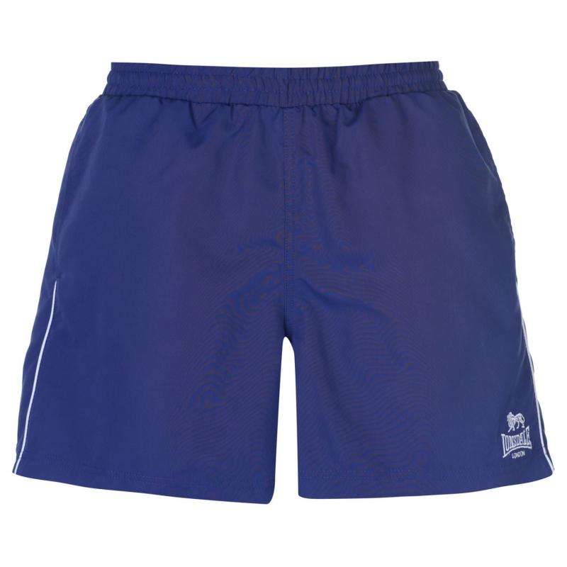 Plavky Lonsdale Swim Shorts Mens Navy
