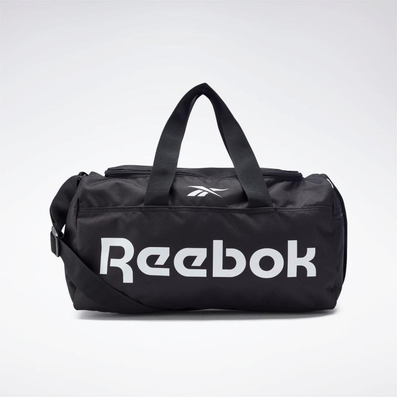Reebok Active Core Grip Duffle Bag Small Black