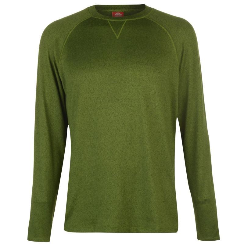 Mikina Eastern Mountain Sports Cochituate Crew Sweater Twist Of Lime