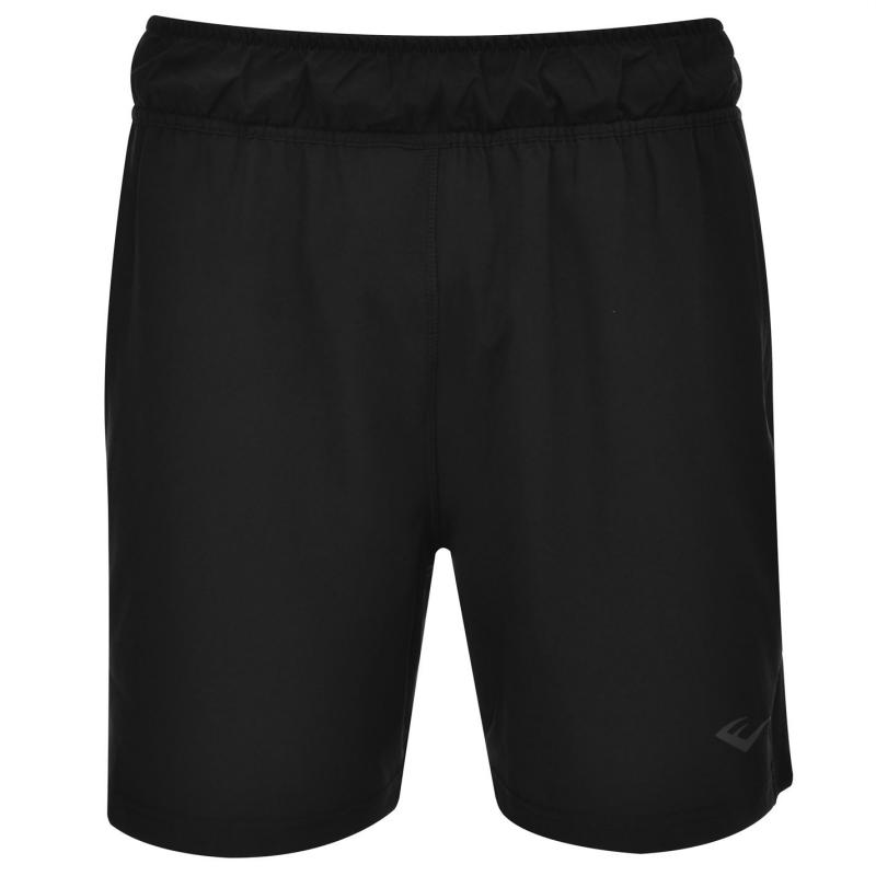 Everlast Mens Flex Shorts Black