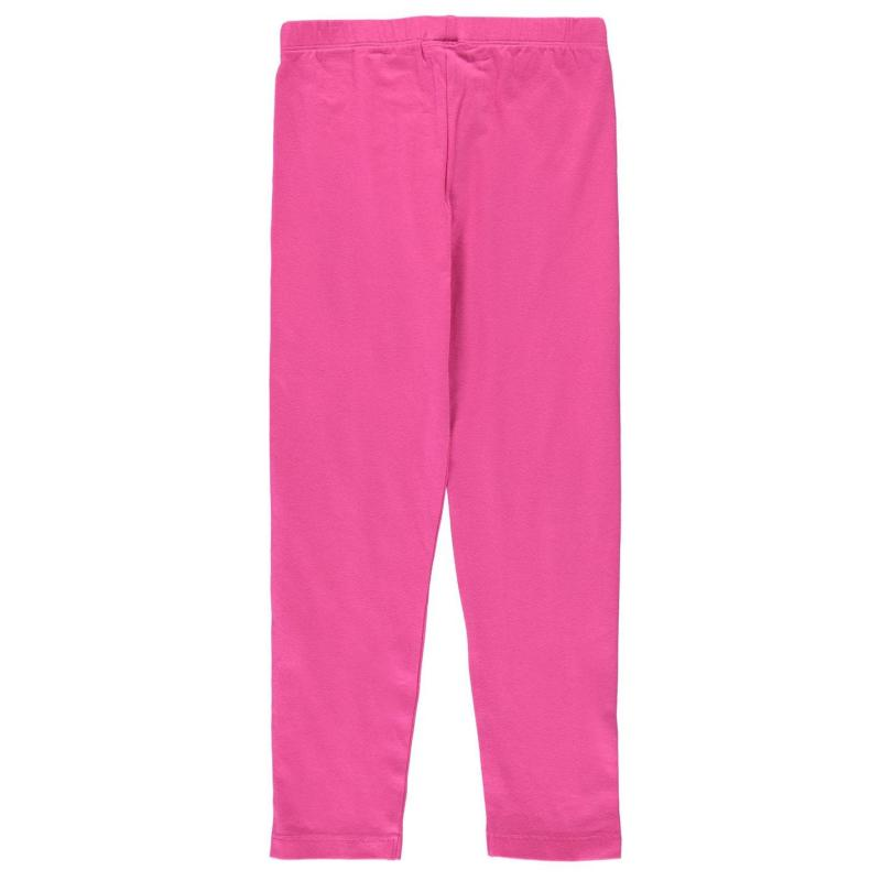 Crafted Essentials Basic Leggings Child Girls Pink