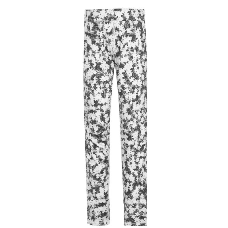 USA Pro Training Tights Junior Girls Mono Floral