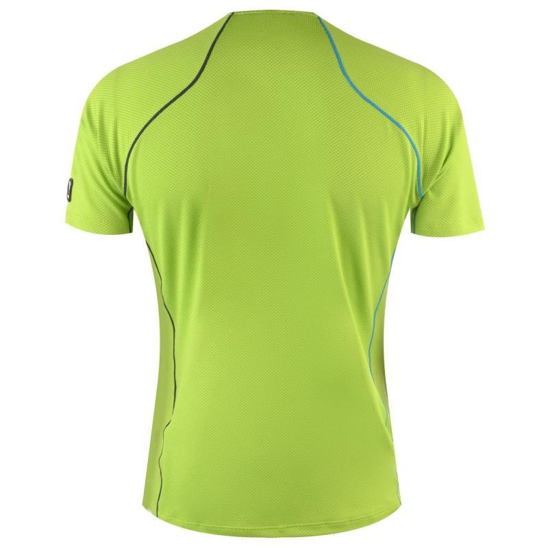 Millet Tri Delta T Shirt Acid Green