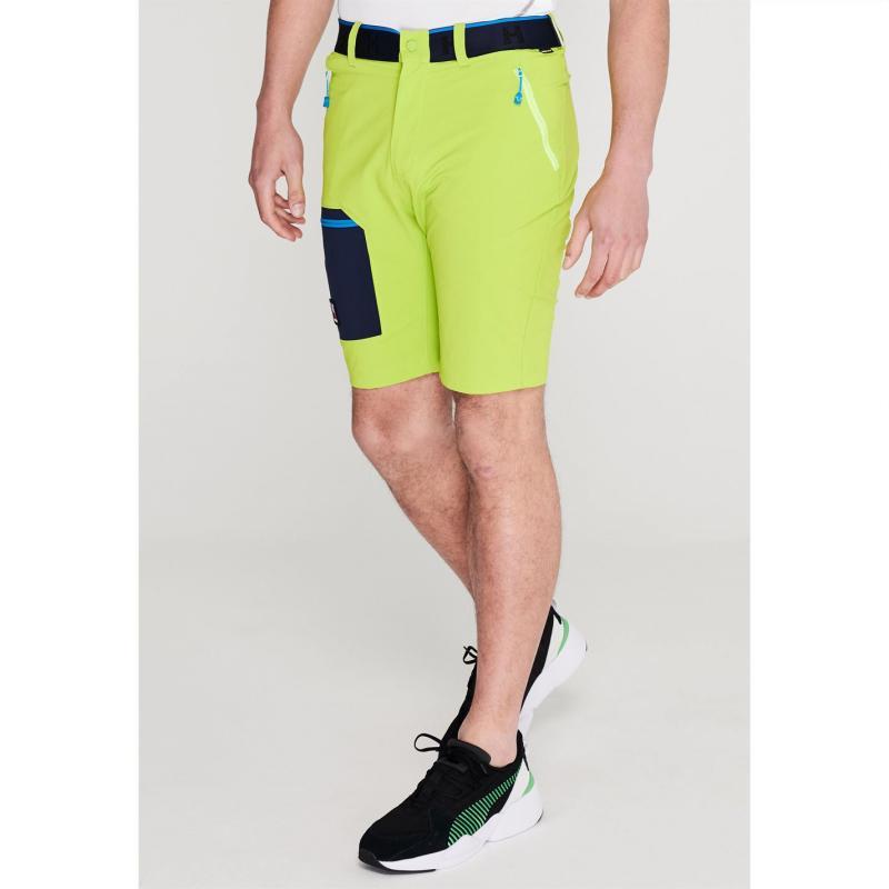 Millet Trilogy One Cordura Shorts Mens Acid Green