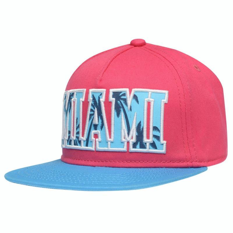 No Fear City Snap Back Cap Junior Girls Miami