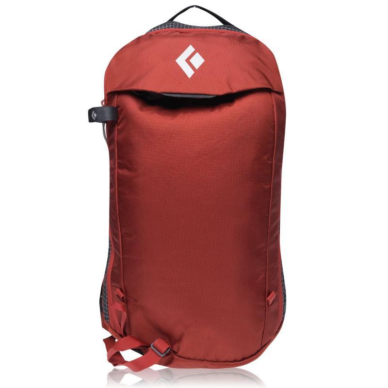 Black Diamond Dawn Pat 15 Bag Fire Red