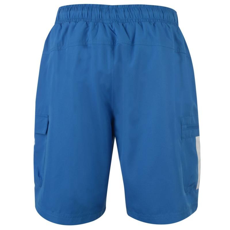 Lonsdale Cargo Shorts Mens Blue