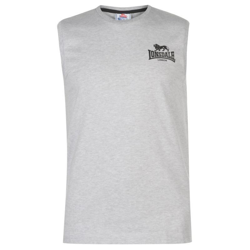 Tílko Lonsdale Sleeveless T Shirt Mens