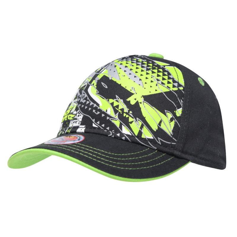 No Fear Baseball Cap Unisex Infants Black/Green