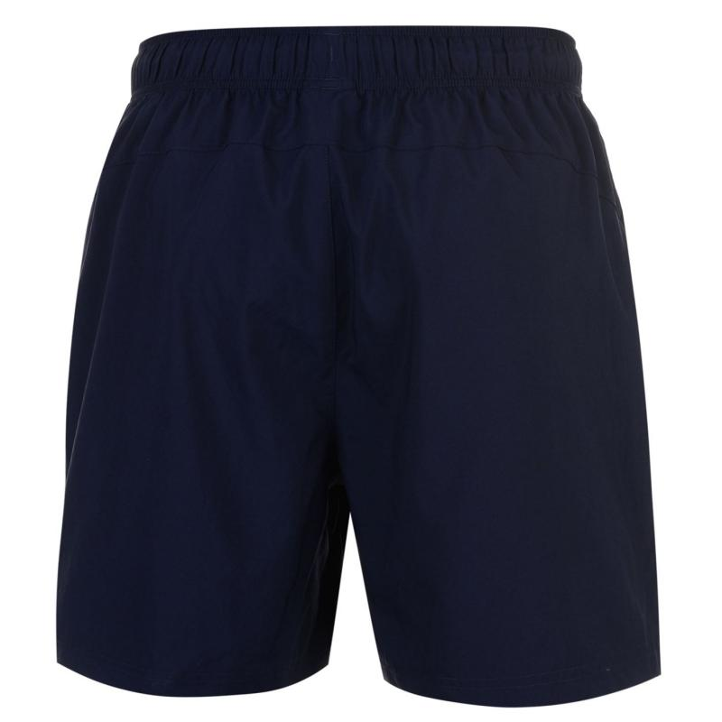 Puma Football Training Shorts Mens Navy/White