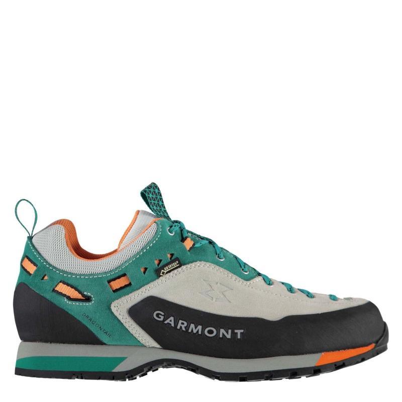 Garmont Dragontail GTX Walking Shoes Ladies Grey/Lime