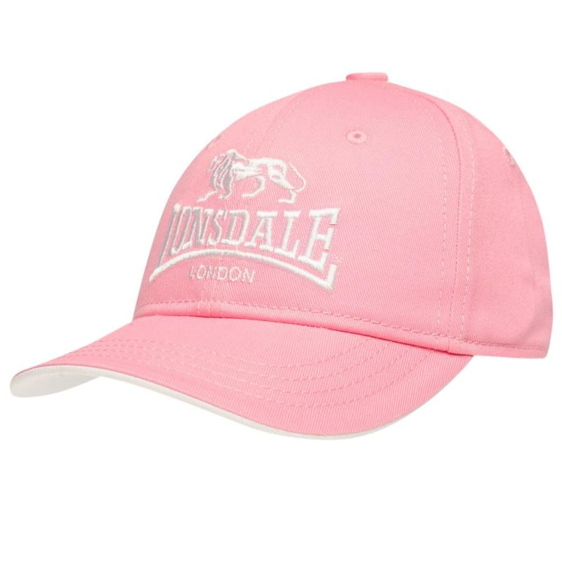 Lonsdale TT Cap Infant Pink