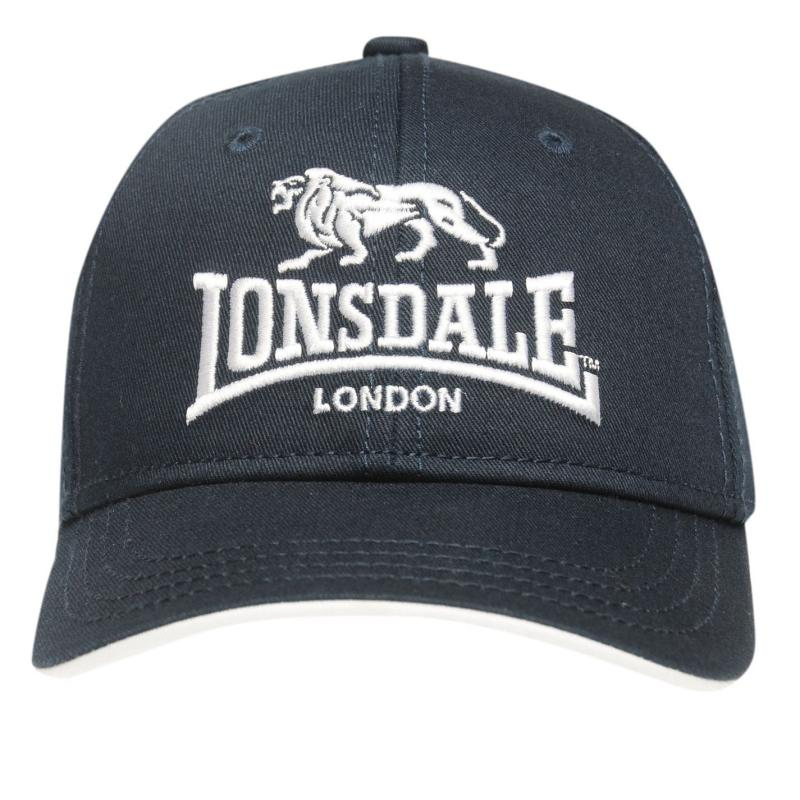 Lonsdale TT Cap Infant Blue
