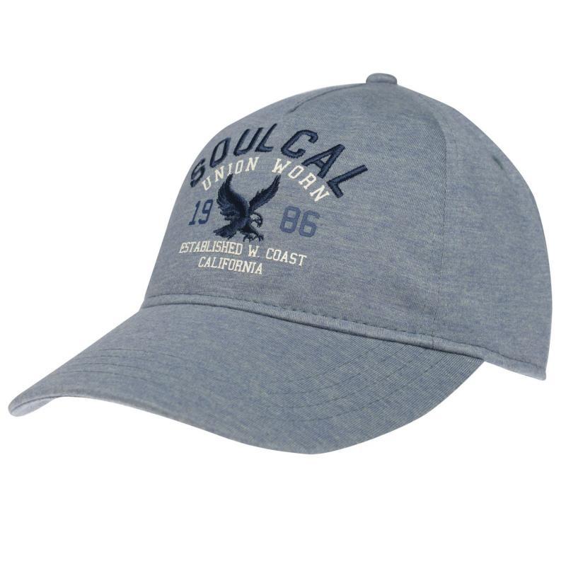 SoulCal Eagle Cap Marl Purple