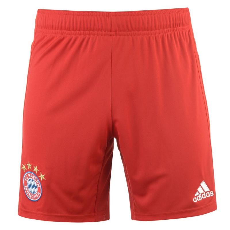 Adidas Bayern Munich Home Shorts 2019 2020 Red