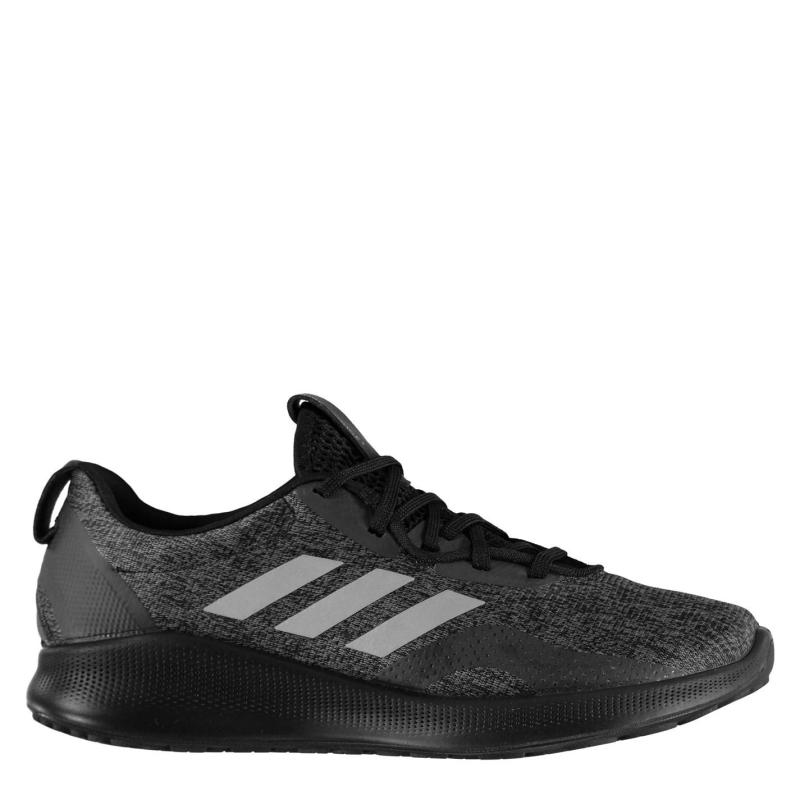 Adidas Purebounce Plus Ladies Running Shoes Black/Grey