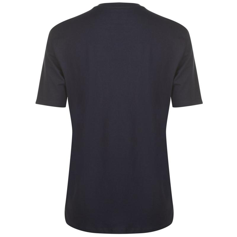 Tričko Element Glimpse T Shirt Mens Eclipse Navy