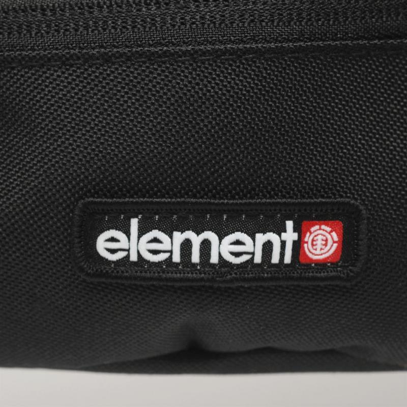 Element Element Posse Bum Bag Mens Flint Black
