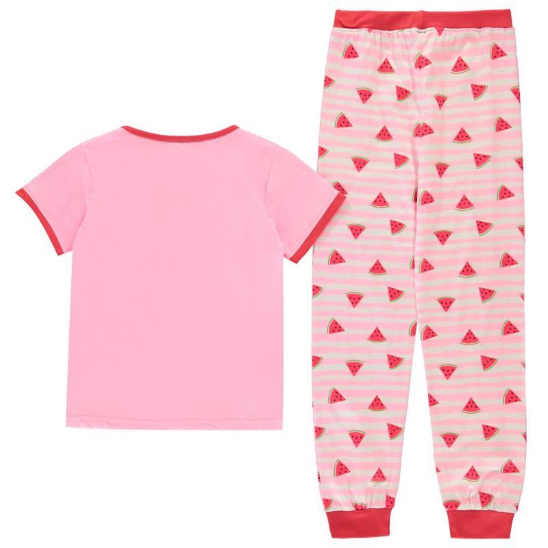 Crafted Essentials Design Pyjamas Childrens White Boys