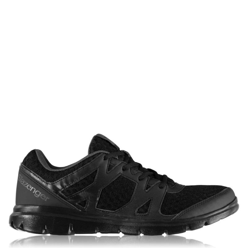 Slazenger Pace Trainers Mens Black