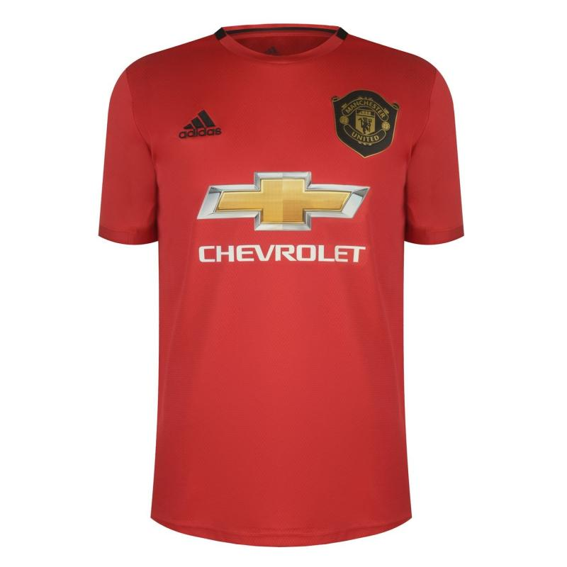 Adidas Manchester United Anthony Martial Home Shirt 2019 2020 Red