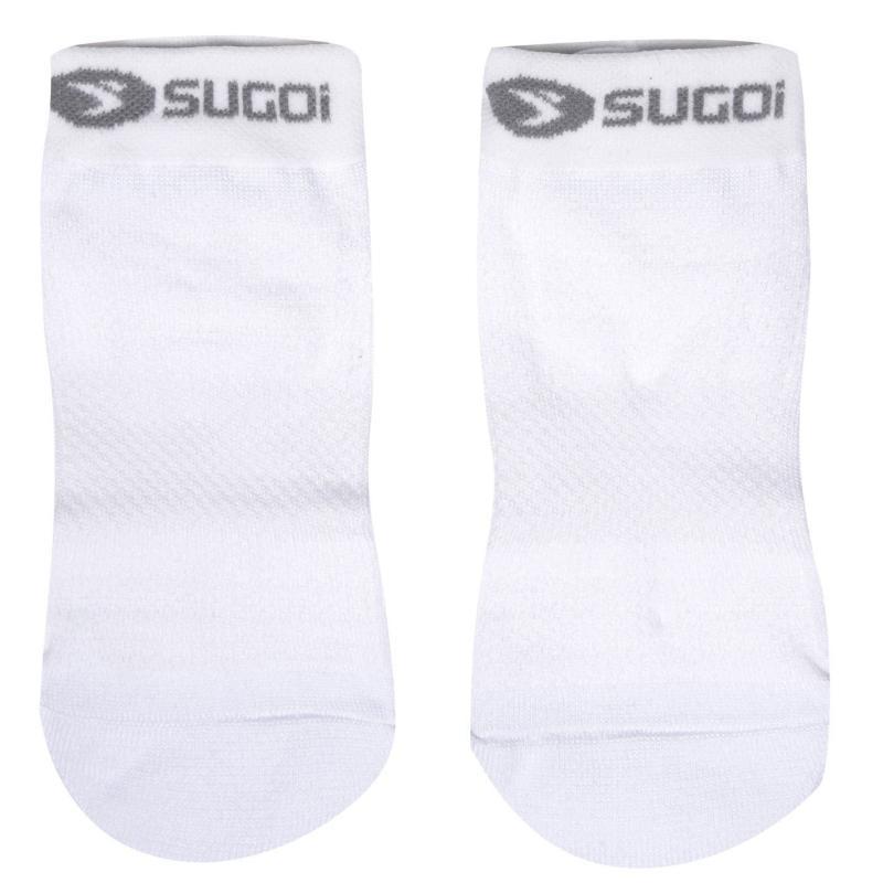 Sugoi Finotech Cycling Socks Adults White