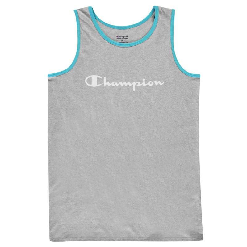 Tílko Champion Graphic Vest Mens Grey