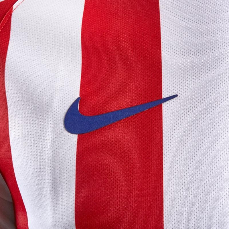 Nike de Madrid 2019/20 Stadium Home Soccer Jersey SPORT RED/WHITE/DEEP ROYAL BLU