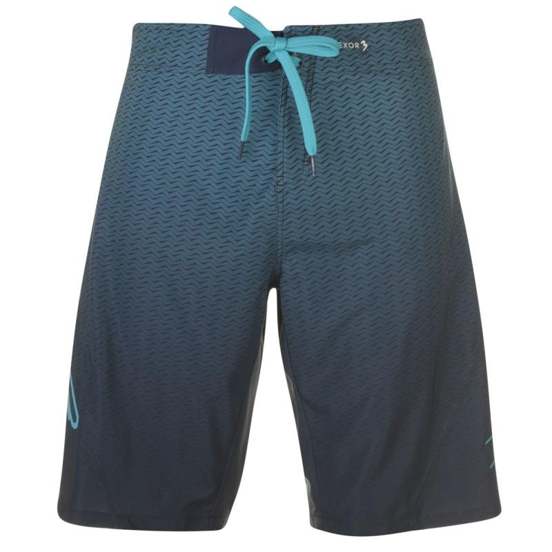 Plavky Gul Flexor 3 Performance Board Shorts Mens Navy/Blue