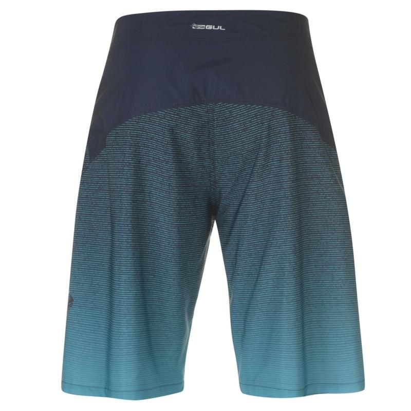Plavky Gul Flexor 3 Performance Board Shorts Mens Blue