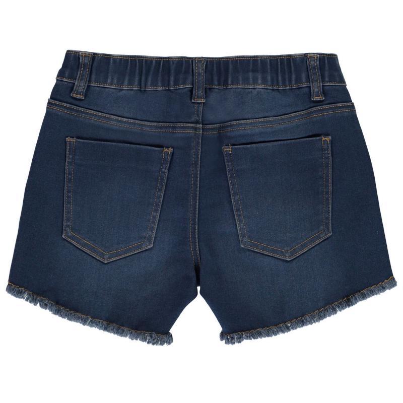 Crafted Essentials Denim Shorts Junior Girls Denim