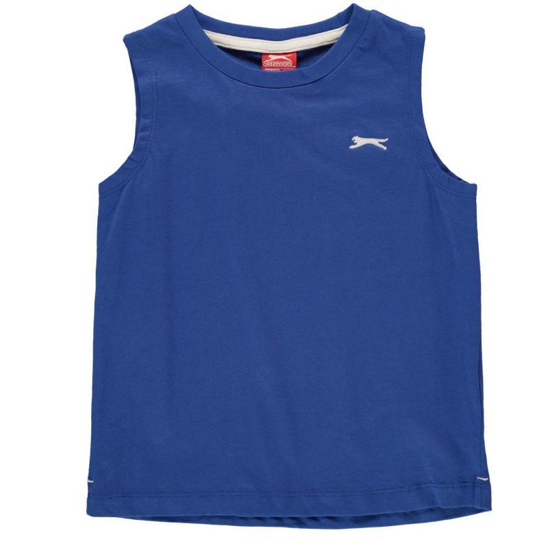 Tílko Slazenger Sleeveless T Shirt Infant Boys Royal