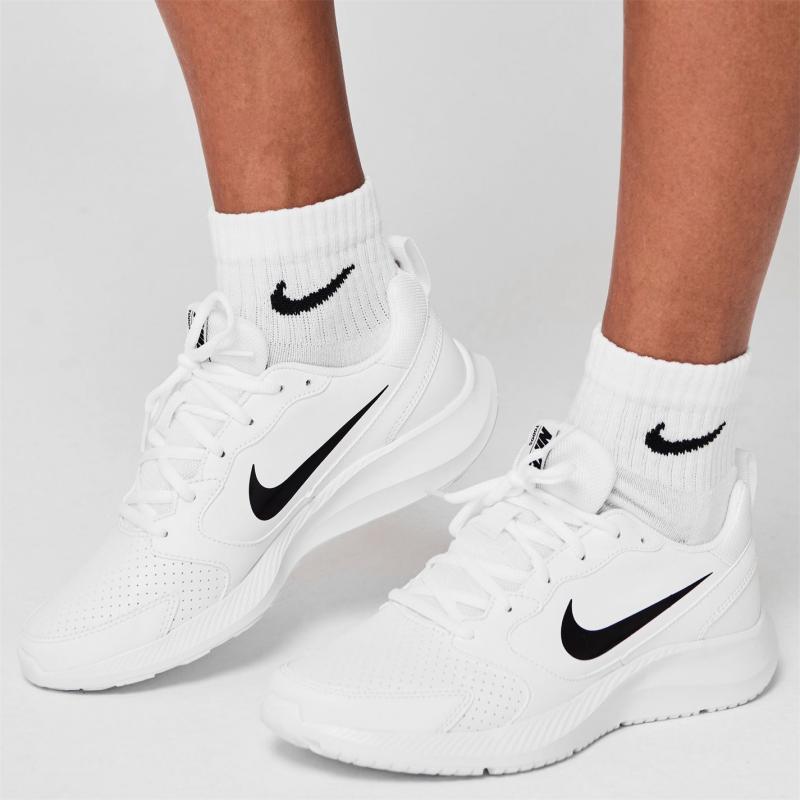Nike Todos RN Women's Shoe WHITE/BLACK