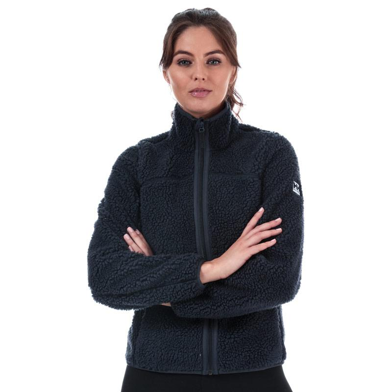 Helly Hansen Womens September Propile Fleece Jacket Navy