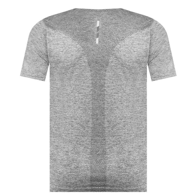 Karrimor X Lite Rapid Run T Shirt Mens Grey Marl
