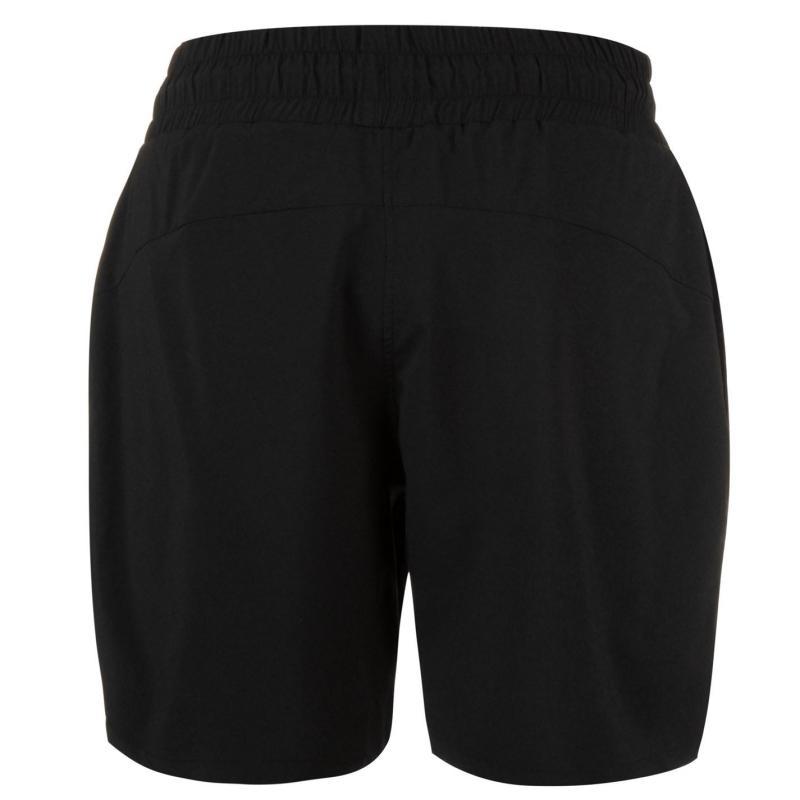 Lonsdale MTK Pro Range Shorts Mens Black/Gold