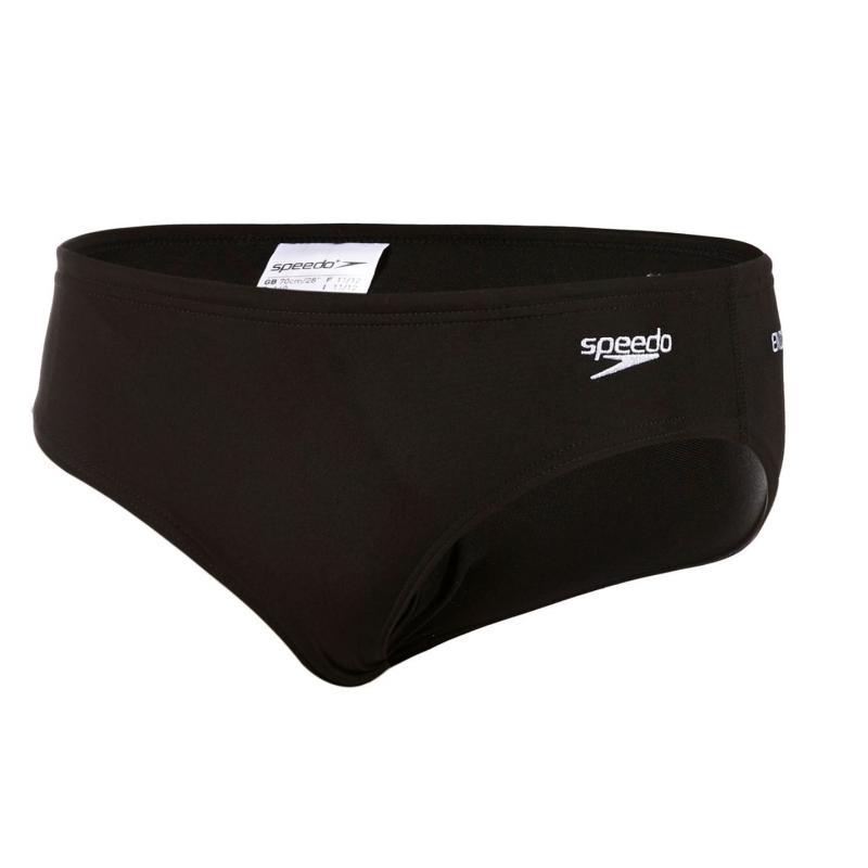 Plavky Speedo Essential Swimming Trunks Junior Boys Black