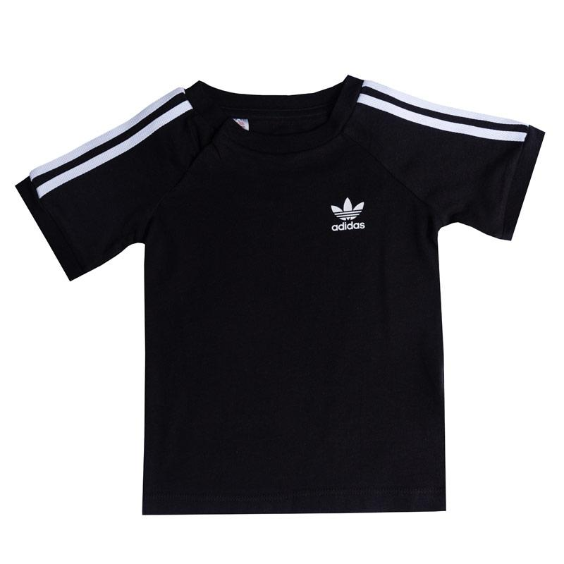 Tričko Adidas Originals Infant California T-Shirt Black