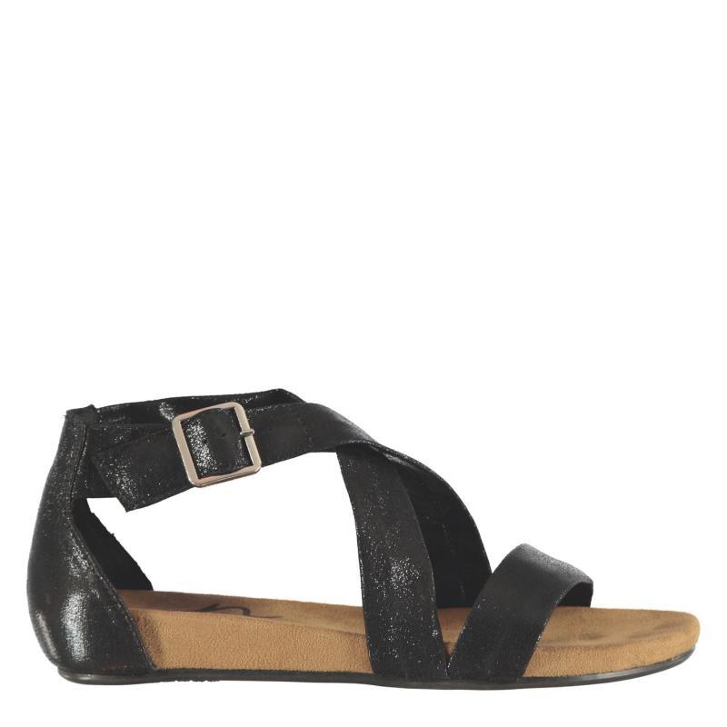Boty Kangol Adele Ladies Sandals Black
