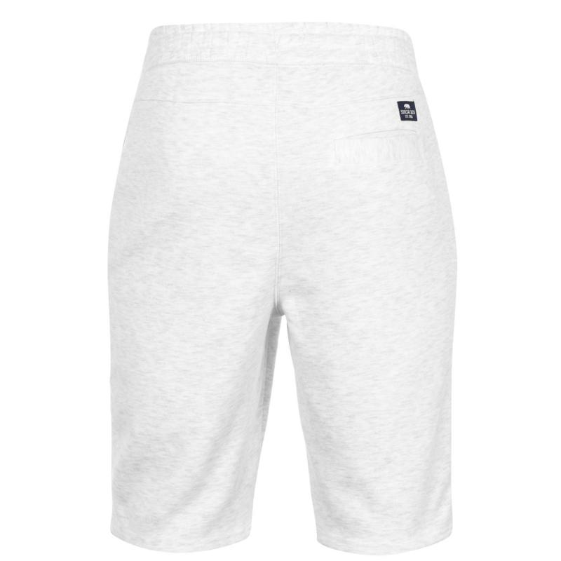 SoulCal Signature Fleece Shorts Mens Ice Marl