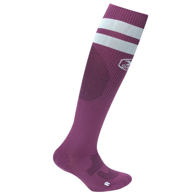 Ponožky Sugoi Knee High Compression Socks Purple