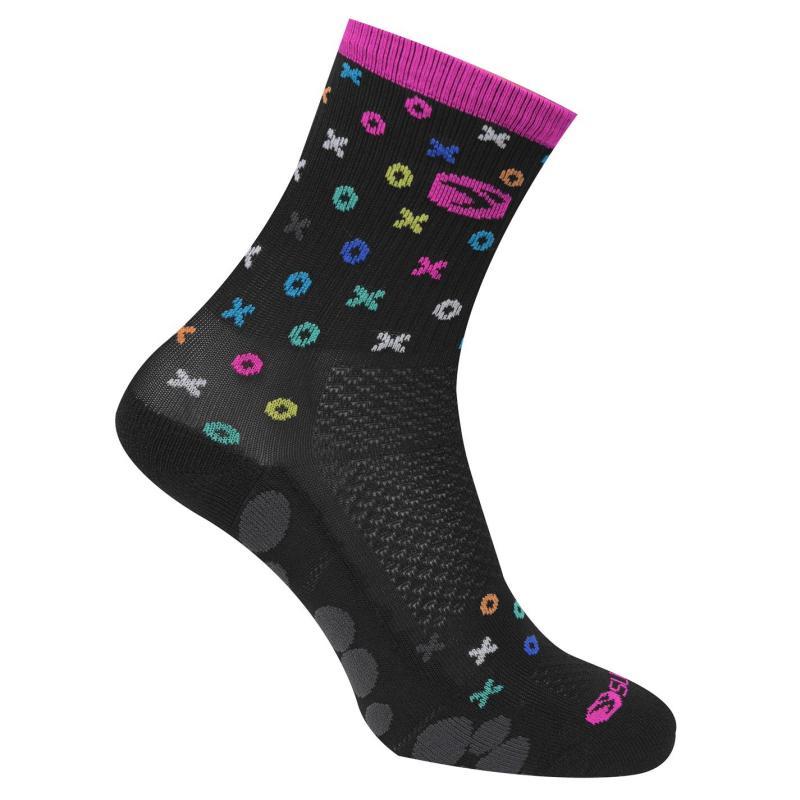 Sugoi RSR Quater Socks Black