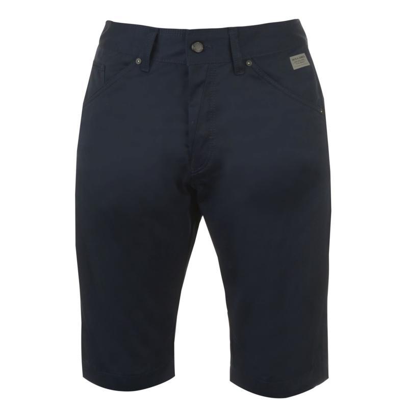 Jack and Jones Jean Intelligence Colins Chino Shorts Navy Blazer